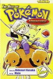 Cover of: The best of Pokemon adventures | Hidenori Kusaka