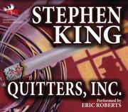 Cover of: Quitters, Inc