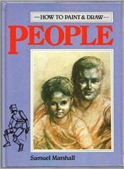 Cover of: How to paint & draw people | Samuel Marshall