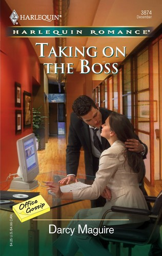 Taking on the boss by Darcy Maguire