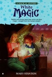 Cover of: White Magic | Mary Stanton