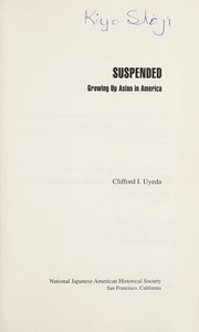 Cover of: Suspended |