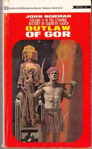 Cover of: Outlaw of Gor | John Norman