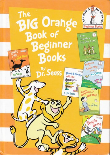 The BIG Orange Book by Co-Author: Michael Frith (''Because a Little Bug Went Ka-Choo!'')