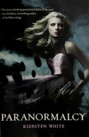 Cover of: Paranormalcy | Kiersten White