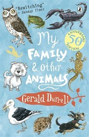 Cover of: My Family And Other Animals | Gerald Durrell