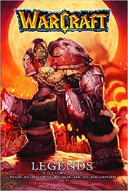 Cover of: Warcraft Anthology Volume 1 | Various