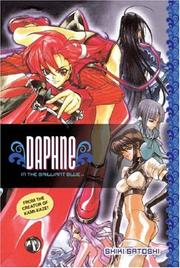 Cover of: Daphne in the Brilliant Blue | Shiki Satoshi