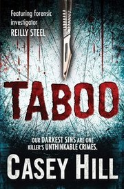 Cover of: Taboo | Casey Hill