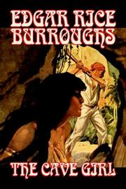 Cover of: The Cave Girl | Edgar Rice Burroughs