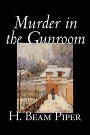 Cover of: Murder in the gunroom