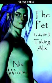 Cover of: The Pet 1,2,3