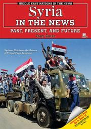 Cover of: Syria in the news | Tony Zurlo