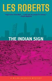 Cover of: The Indian Sign | Les Roberts