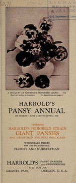 Cover of: Harrold