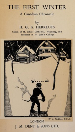 The first winter by Hugh Gerard Gibson Herklots