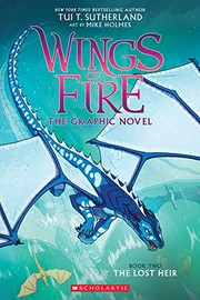 Wings of Fire: The Graphic Novel #2: The Lost Heir