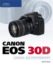 Cover of: Canon EOS 30D guide to digital SLR photography
