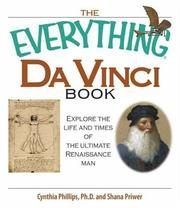 Cover of: The Everything Da Vinci Book | Shana Priwer