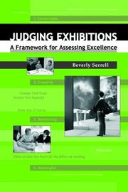 Cover of: Judging Exhibitions