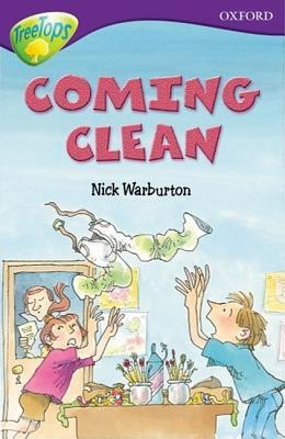 Coming clean by Nick Warburton