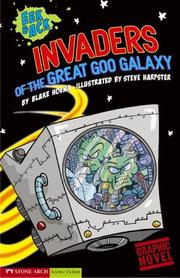 Cover of: Eek And Ack, Invaders from the Great Goo Galaxy