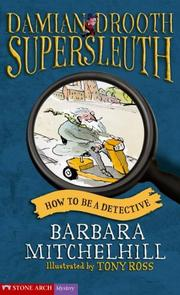 Cover of: How to Be a Detective (Pathway Books)