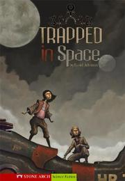 Cover of: Trapped in Space (Shade Books) | David Johnson