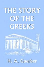 Cover of: The Story of the Greeks