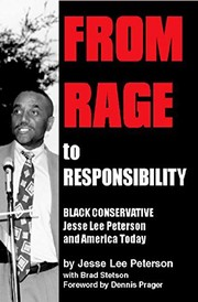 Cover of: From Rage to Responsibility