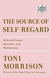 Cover of: The Source of Self-Regard