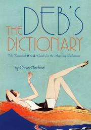 Cover of: Deb's Dictionary