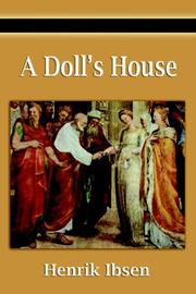 Cover of: A Doll's House