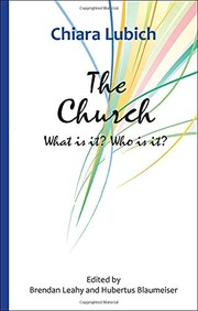 Cover of: The Church
