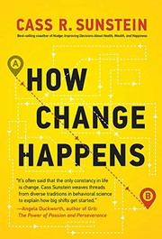 Cover of: How Change Happens