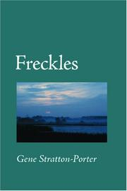 Cover of: Freckles | Gene Stratton-Porter