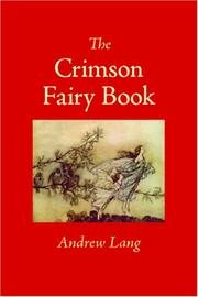 Cover of: The Crimson Fairy Book