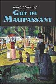 Cover of: Selected Stories of Guy de Maupassant