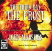 Cover of: Third day, the frost