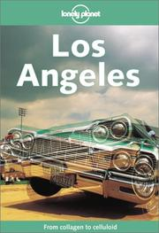 Cover of: Lonely Planet Los Angeles | Andrea Schulte-Peevers, David Peevers