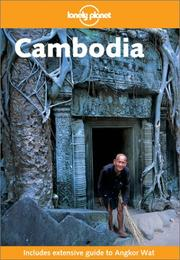 Cover of: Lonely Planet Cambodia | Nick Ray