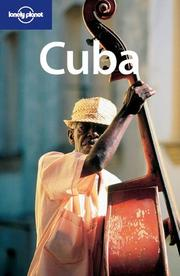 Cover of: Lonely Planet Cuba | Conner Gorry