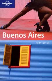 Cover of: Lonely Planet Buenos Aires | Sandra Bao
