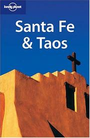Cover of: Lonely Planet Santa Fe & Taos | Paige R. Penland