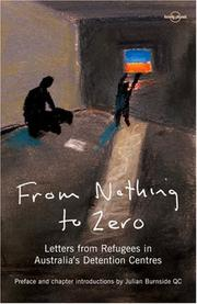 Cover of: From nothing to zero |