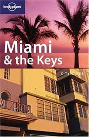 Cover of: Lonely Planet Miami & the Keys
