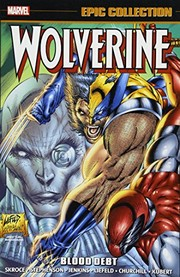 Cover of: Wolverine Epic Collection