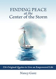 Cover of: Finding Peace at the Center of the Storm