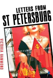 Cover of: Letters from St. Petersburg