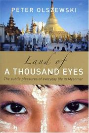Cover of: Land of a Thousand Eyes | Peter Olszewski